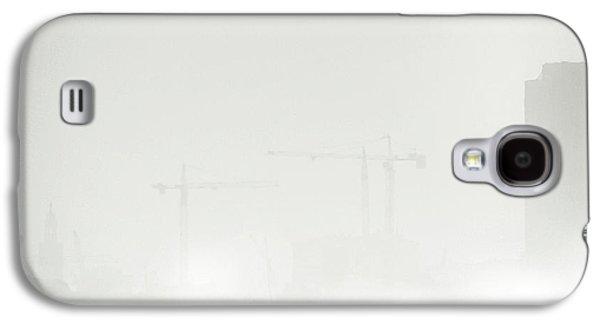 Crane Galaxy S4 Case - Atmosphere by Piet Flour
