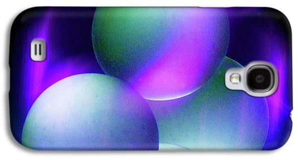 Atoms Galaxy S4 Case