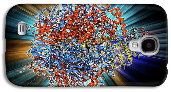 Atpase Molecule Galaxy S4 Case