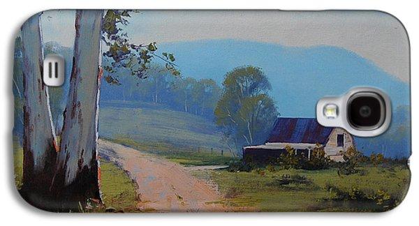Australian Landscape Lithgow  Galaxy S4 Case by Graham Gercken