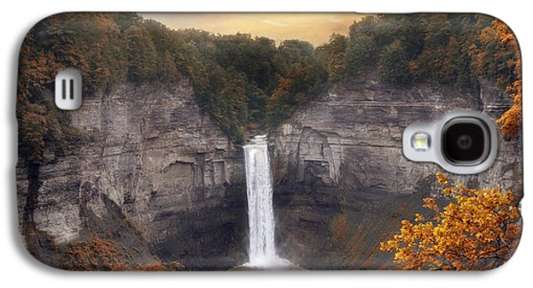 Autumn At Taughannock Galaxy S4 Case by Jessica Jenney