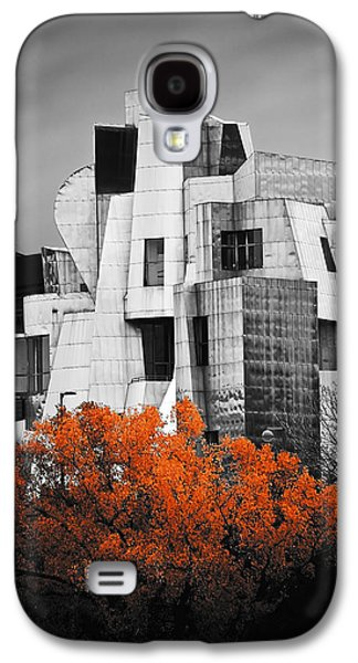 autumn at the Weisman Galaxy S4 Case