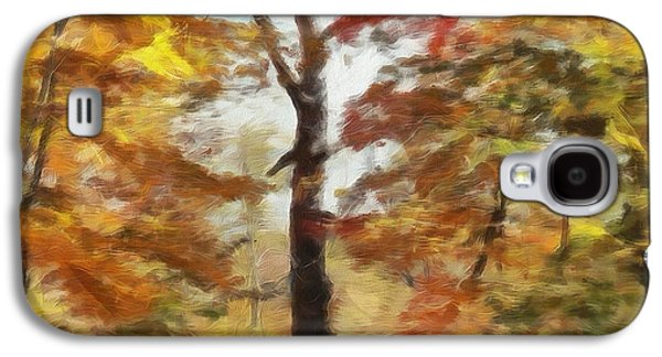 Autumn Canvas Galaxy S4 Case by Dan Sproul