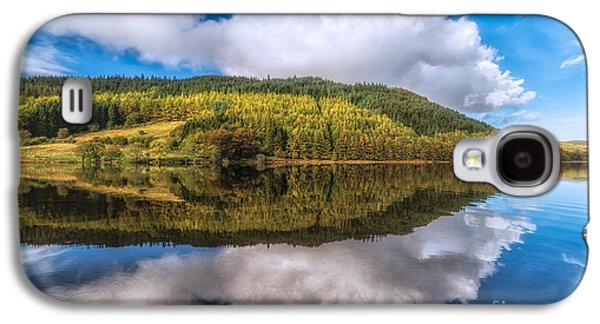 Autumn Clouds Galaxy S4 Case by Adrian Evans