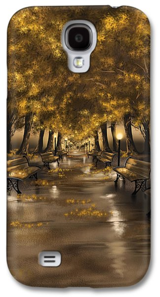 Autumn Evening Galaxy S4 Case