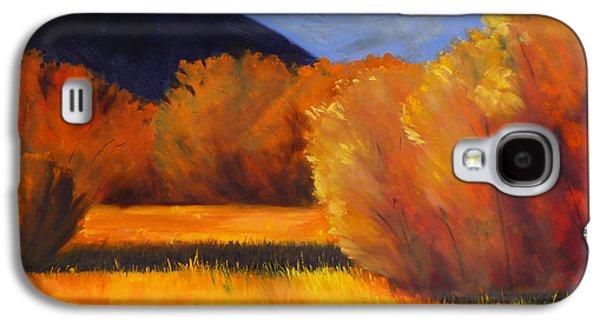 Autumn Field Galaxy S4 Case