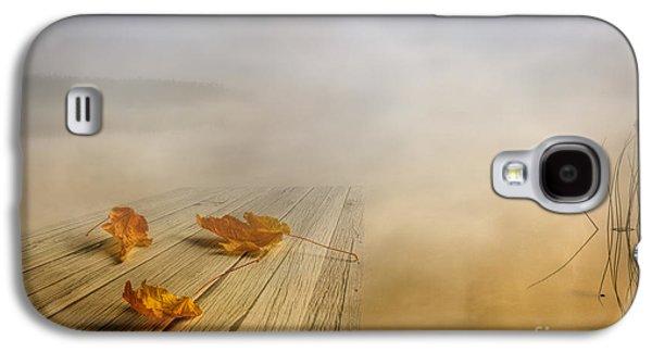 Autumn Fog Galaxy S4 Case by Veikko Suikkanen
