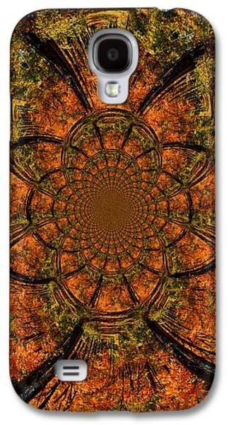 Autumn Forest Galaxy S4 Case by Dan Sproul