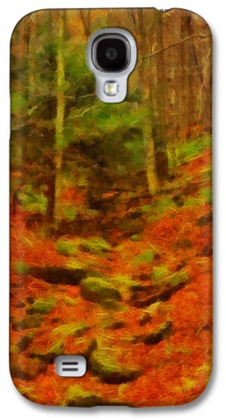 Autumn In Sproul State Forest Galaxy S4 Case by Dan Sproul