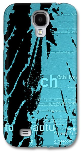 Autumn Leaves Galaxy S4 Case by Tommytechno Sweden