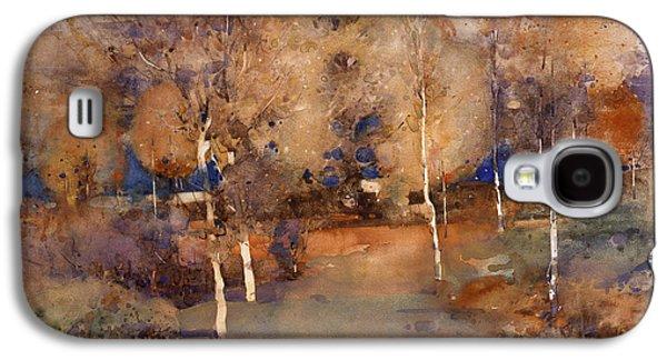 Autumn  Loch Lomond, 1893 Galaxy S4 Case by Arthur Melville