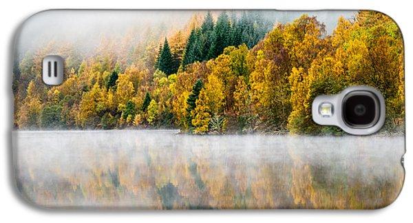 Autumn Mist Galaxy S4 Case by Dave Bowman