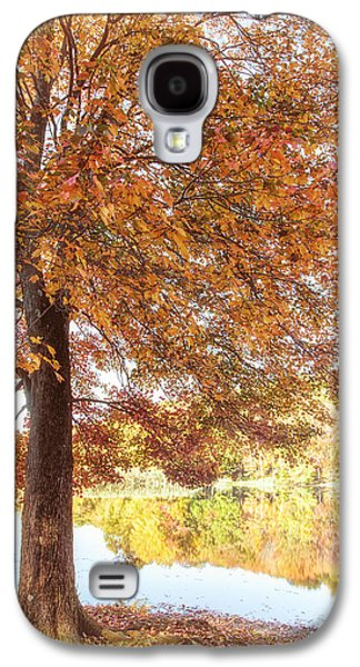 Autumn Moment Galaxy S4 Case by Karol Livote