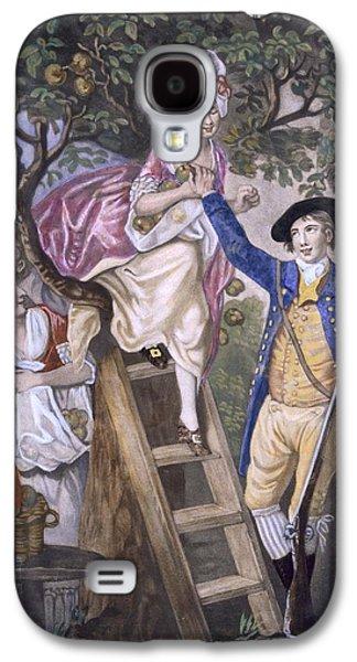 Autumn, Negro Servant, C.1780 Galaxy S4 Case by John Collet