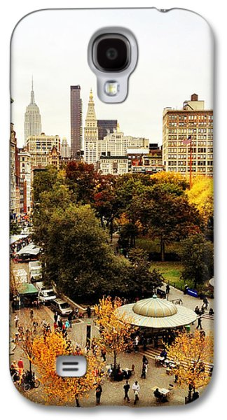 Autumn - New York Galaxy S4 Case by Vivienne Gucwa