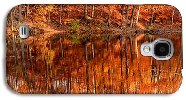 Autumn Paradise Galaxy S4 Case by Lourry Legarde