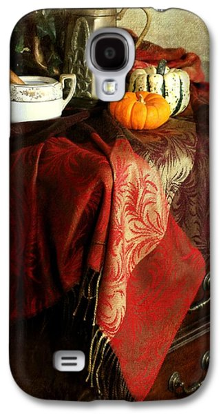 Autumn Pashmina Galaxy S4 Case by Diana Angstadt