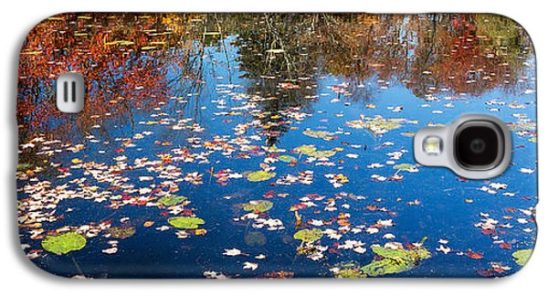 Autumn Reflections Galaxy S4 Case by Bill Wakeley