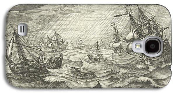 Autumn, Robert De Baudous Galaxy S4 Case by Robert De Baudous And Cornelis Claesz. Van Wieringen