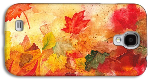 Autumn Serenade  Galaxy S4 Case by Irina Sztukowski