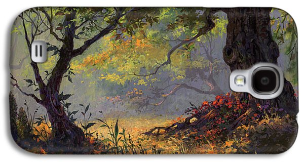 Autumn Shade Galaxy S4 Case by Michael Humphries