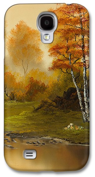 Autumn Splendor Galaxy S4 Case