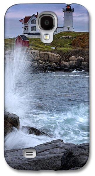 Autumn Tide Galaxy S4 Case by Rick Berk