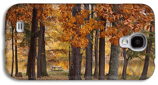 Autumn View Galaxy S4 Case by Sandy Keeton