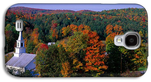 Autumn, Waits River, Vermont, Usa Galaxy S4 Case