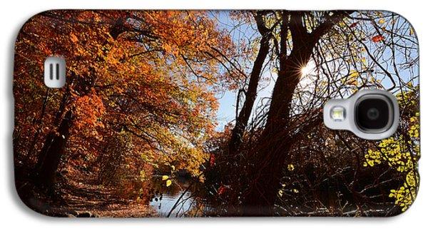 Autumnal Break Galaxy S4 Case by Lourry Legarde