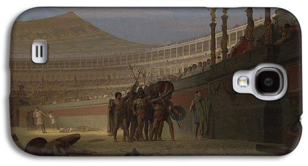 Ave Caesar Morituri Te Salutant , 1859 Galaxy S4 Case