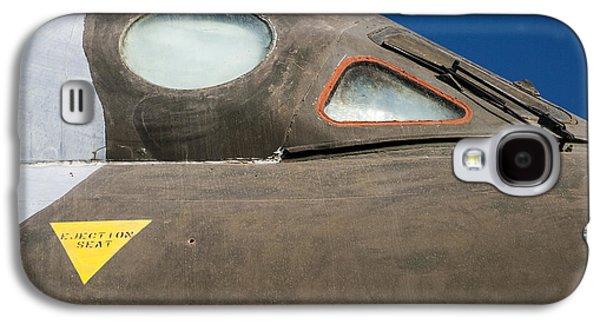Avro Vulcan B.mk 2 Bomber Galaxy S4 Case by Carol Leigh