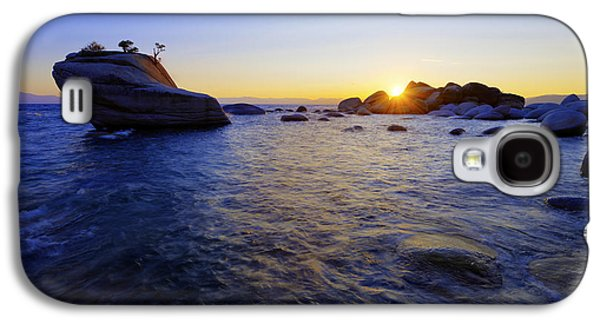 Awaiting Galaxy S4 Case