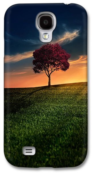 Awesome Solitude Galaxy S4 Case by Bess Hamiti