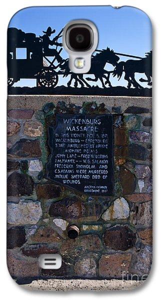 Az007 - Wickenburg Massacre Galaxy S4 Case