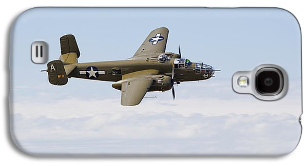 B-25j Mitchell Galaxy S4 Case