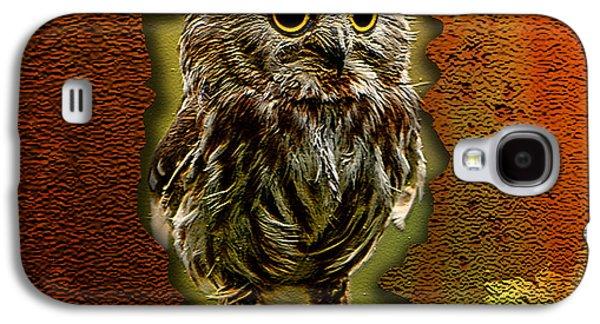 Baby Owl Galaxy S4 Case