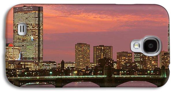 Back Bay, Boston, Massachusetts, Usa Galaxy S4 Case