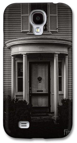 Back Home Bar Harbor Maine Galaxy S4 Case by Edward Fielding
