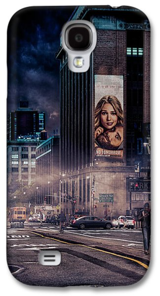 Travel Galaxy S4 Case - Back To Gotham by Jackson Carvalho