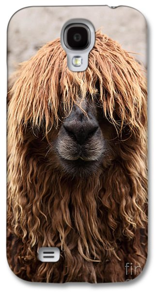 Bad Hair Day Galaxy S4 Case by James Brunker
