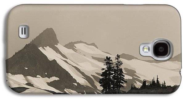 Galaxy S4 Case featuring the photograph Fog In Mountains by Yulia Kazansky