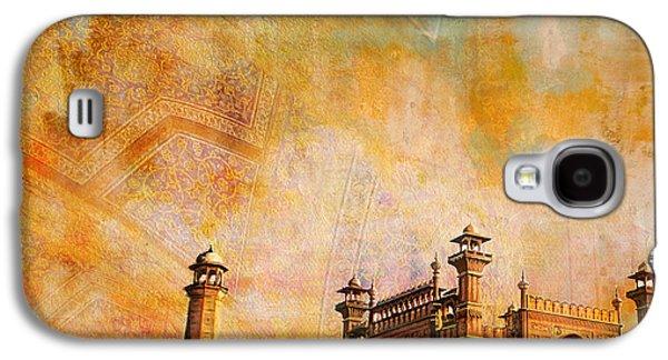 Badshahi Mosque Galaxy S4 Case
