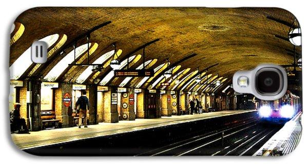 Baker Street London Underground Galaxy S4 Case