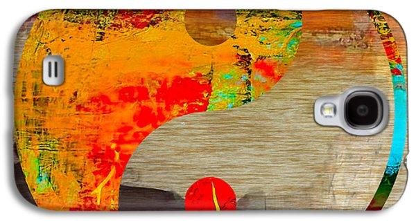 Balance Galaxy S4 Case by Marvin Blaine
