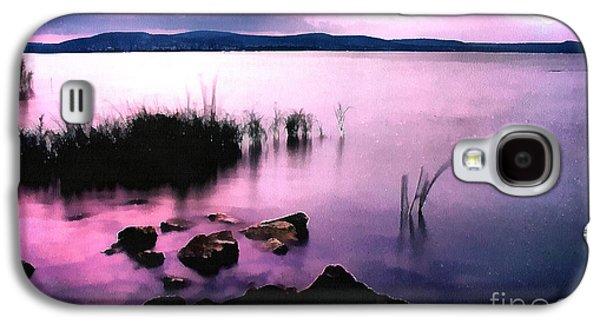 Balaton By Night Galaxy S4 Case