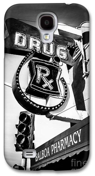 Balboa Pharmacy Drug Store Orange County Photo Galaxy S4 Case by Paul Velgos