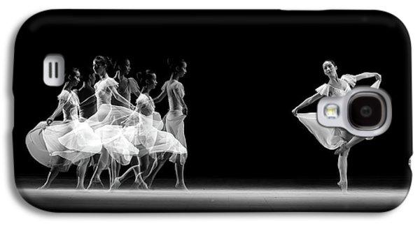 Balerina Movement Galaxy S4 Case