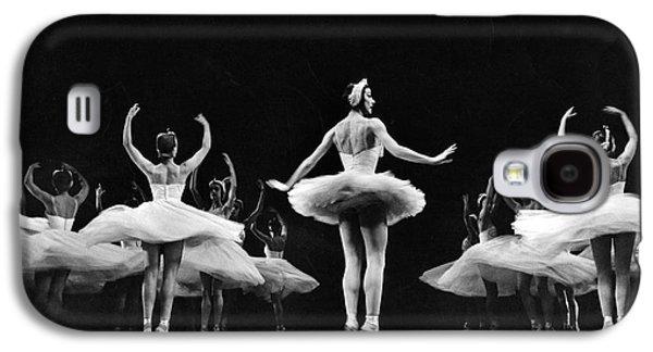 Ballerina Margot Fonteyn Galaxy S4 Case