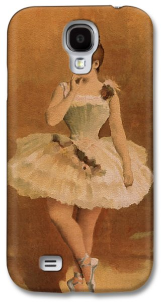 Ballet Galaxy S4 Case by Aged Pixel